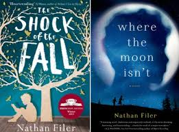 The Shock of the Fall:Where the Moon Isn't