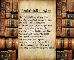 Reader's Bill of Rights 1