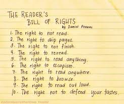 Readers' Bill of Rights 2